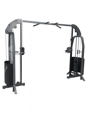 Espalda aparatos para gimnasio for Aparatos gimnasio